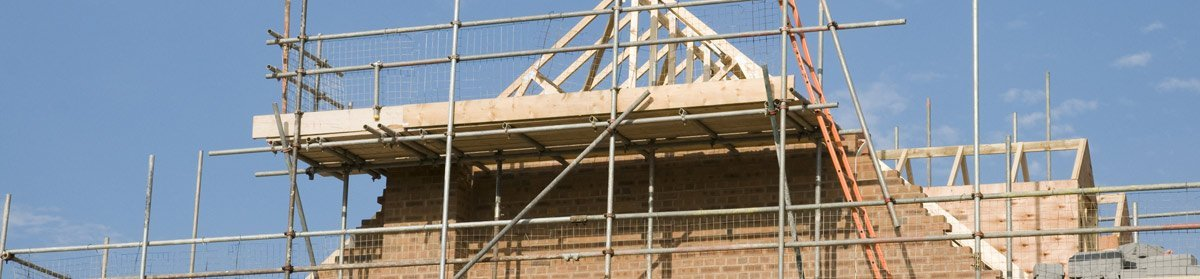 scaffolding house Wonson Frames & Trusses
