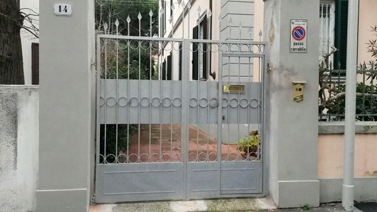 costruzione di cancello ingresso