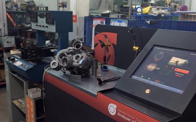 assistenza turbine agrigento