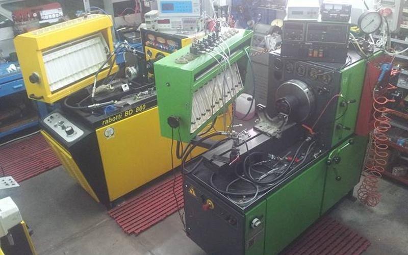 pompe iniezione motori agrigento
