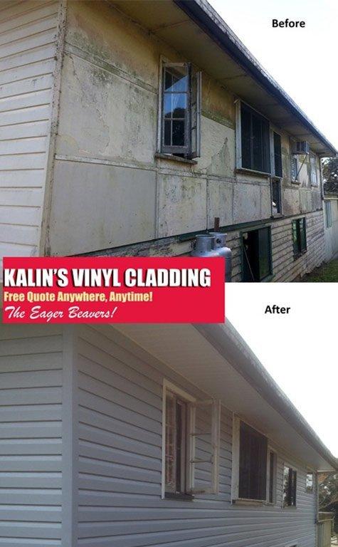Weatherboard Townsville Kalins Vinyl Cladding