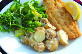 Award winning restaurant - Cleethorpes, North East Lincolnshire - Ocean Fish Bar - Fish