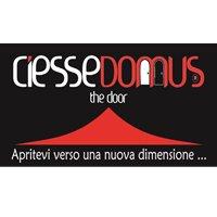 ciesse domus the door logo