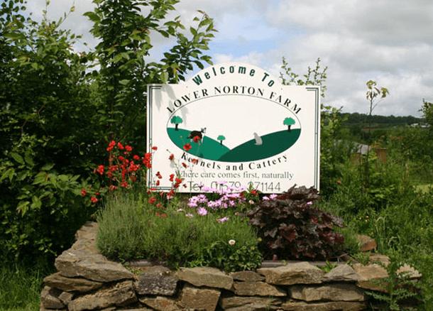Lower Norton Farm Kennels & Cattery board