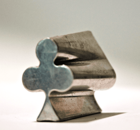 Prototipi di componenti in acciaio