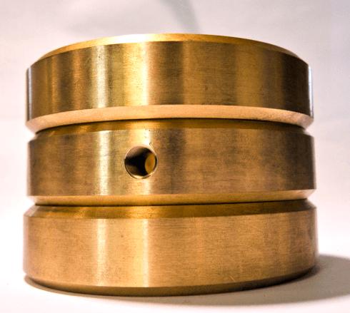 Produzione componenti in metallo