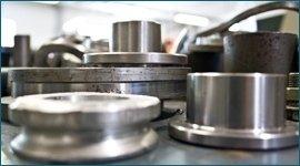 componentistica precisione acciaio