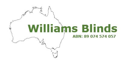williams blinds logo