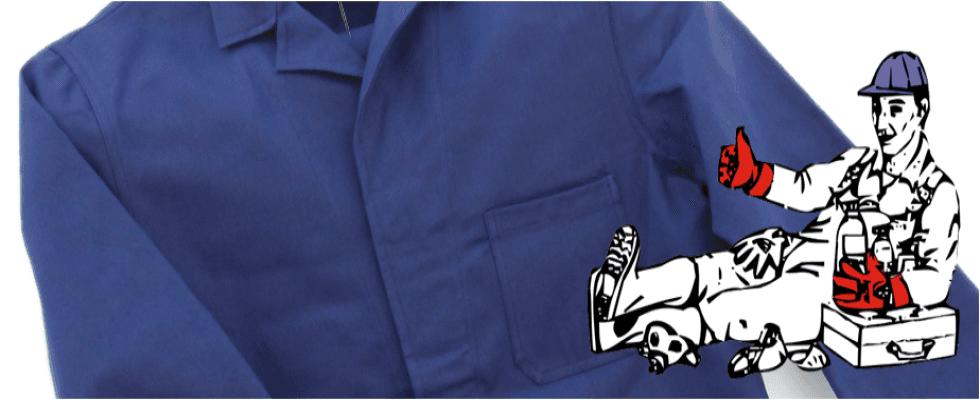 abbigliamento antinfortunistico