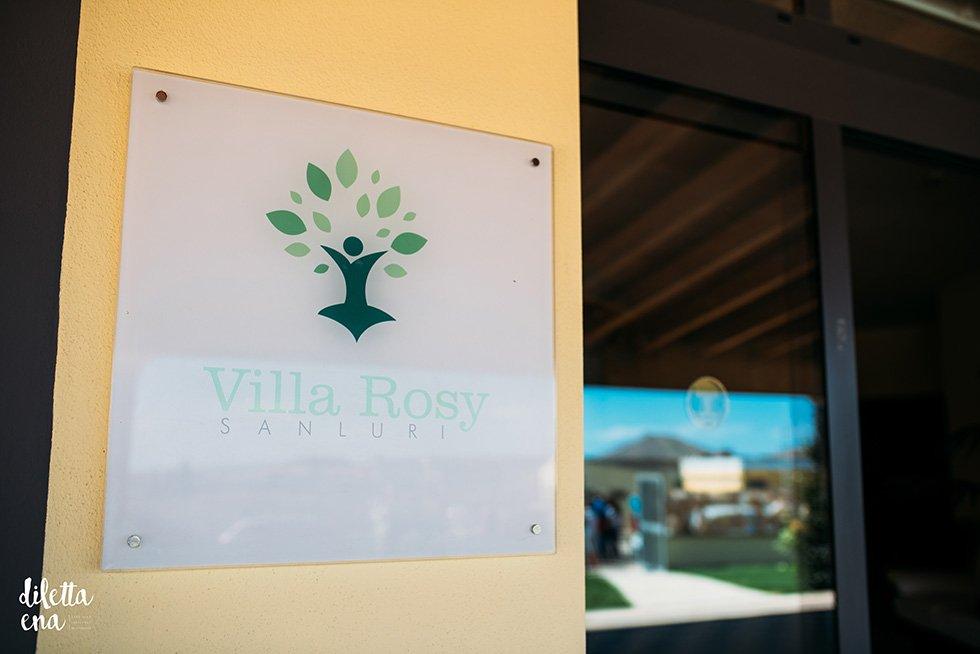 Villa Rosy: un team di professionisti