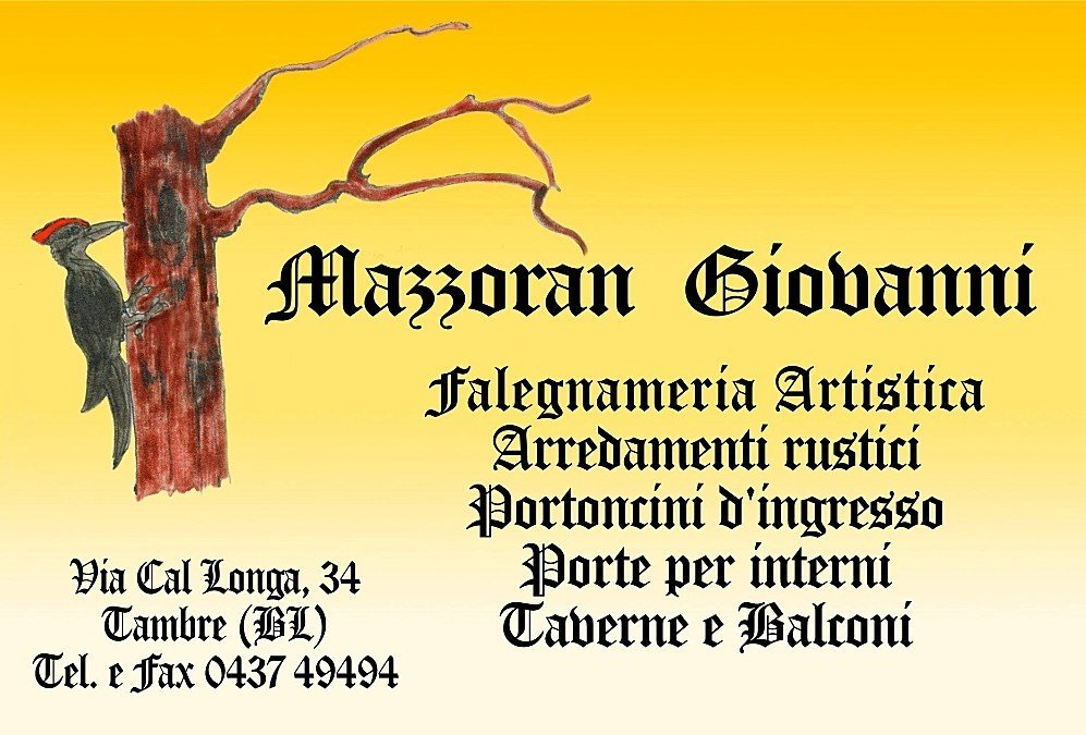 www.falegnameriamazzoran.it