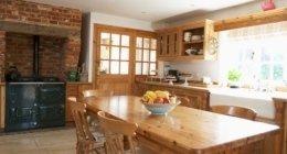 mobili rustici, arredo in legno