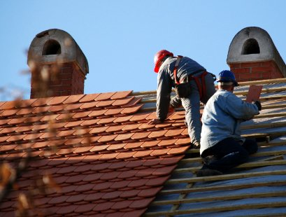 repairing a rosemary tiled roof