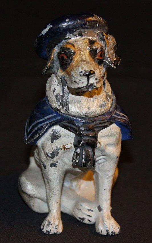 galerie-bosetti-antiquites encrier chien