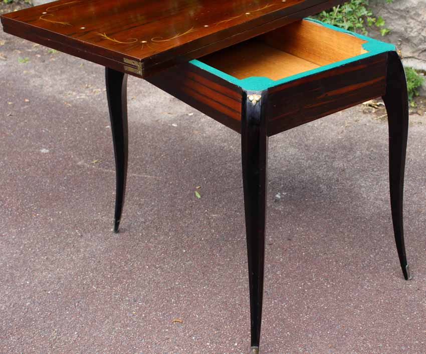 galerie-bosetti-antiquites table jeux,ouverte 1