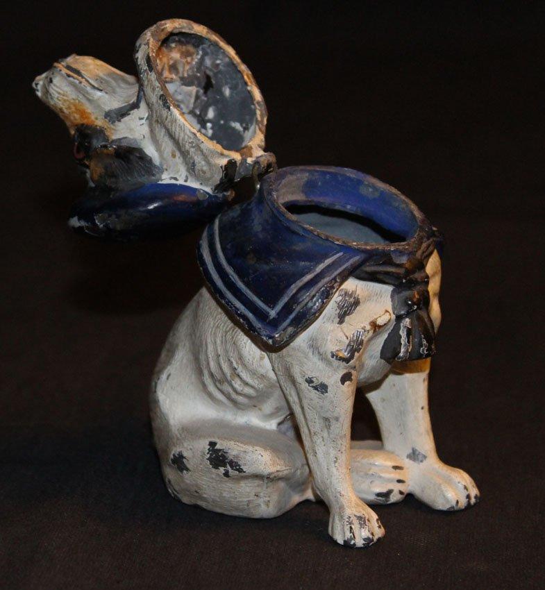 galerie-bosetti-antiquites encrier chien ouvert