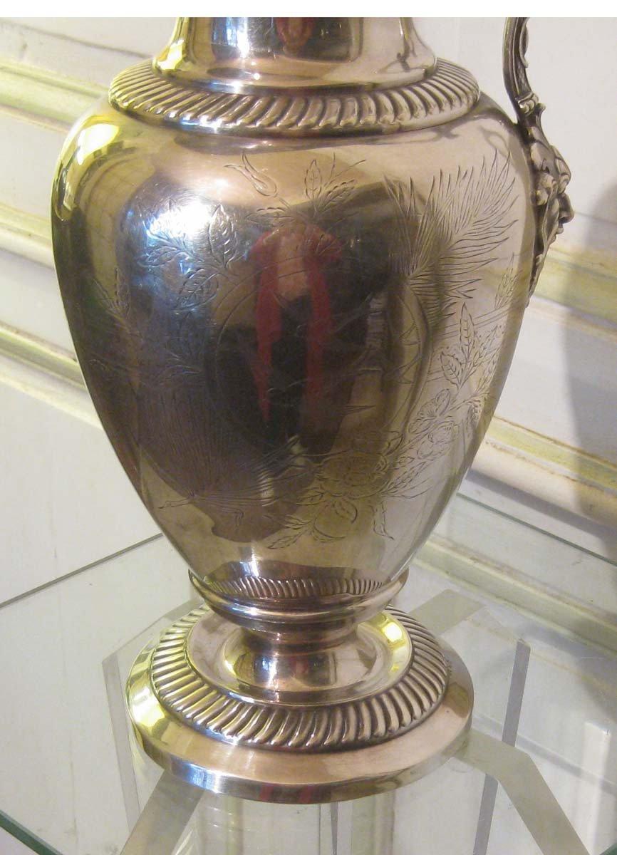 galerie Bosetti antiquités céramiques ARGENTERIE Art nouveau 2