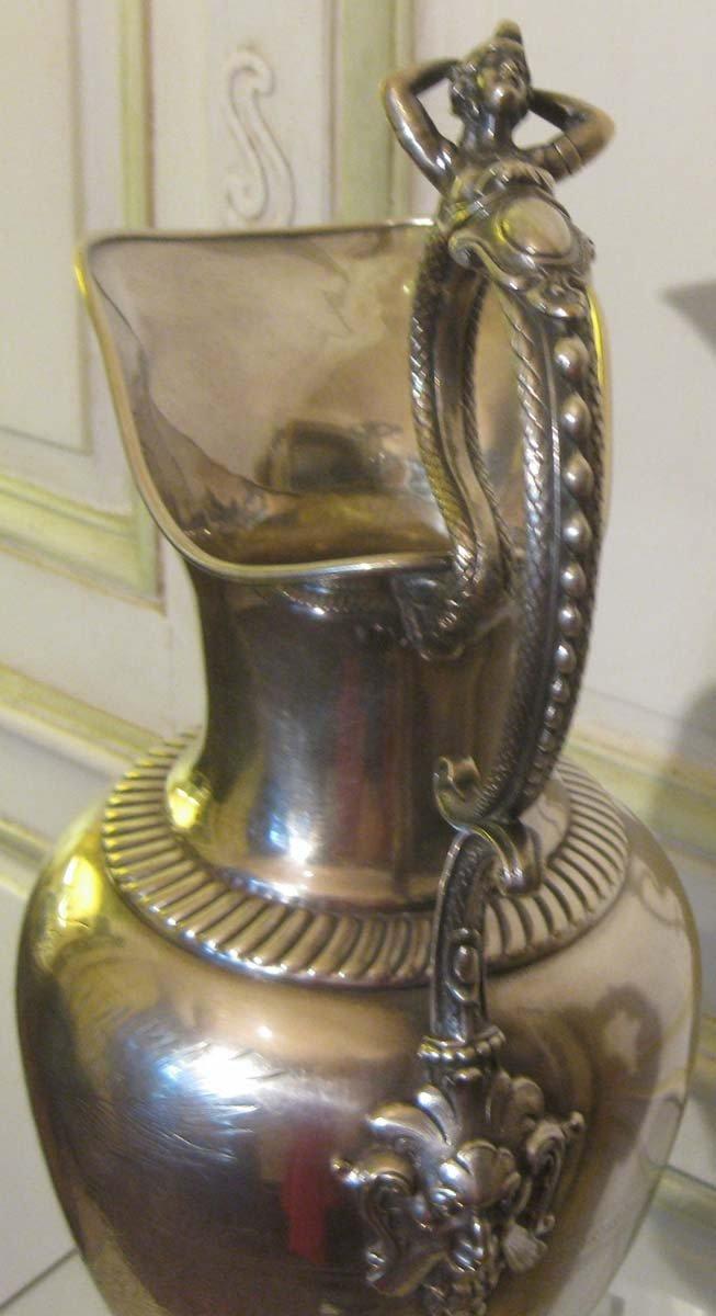 galerie Bosetti antiquités céramiques ARGENTERIE Art nouveau 5
