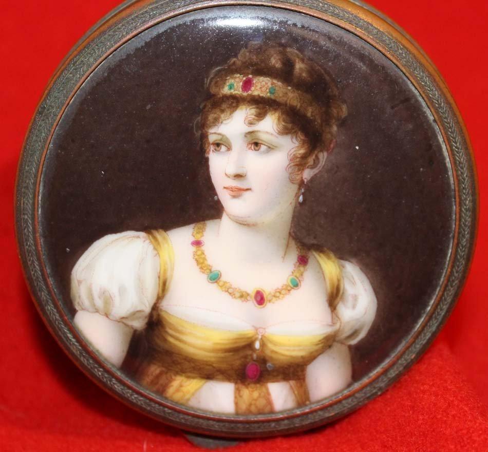 galerie-bosetti-antiquites boite portrait miniature, portrait