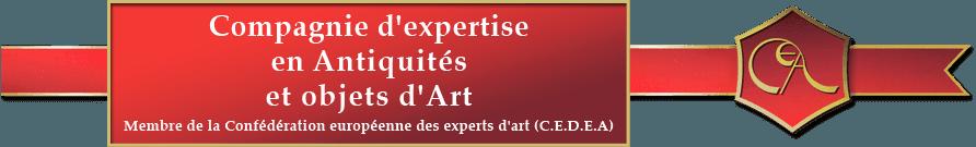 Bosetti agréé CEA Compagnie d'Expertise en Antiquités
