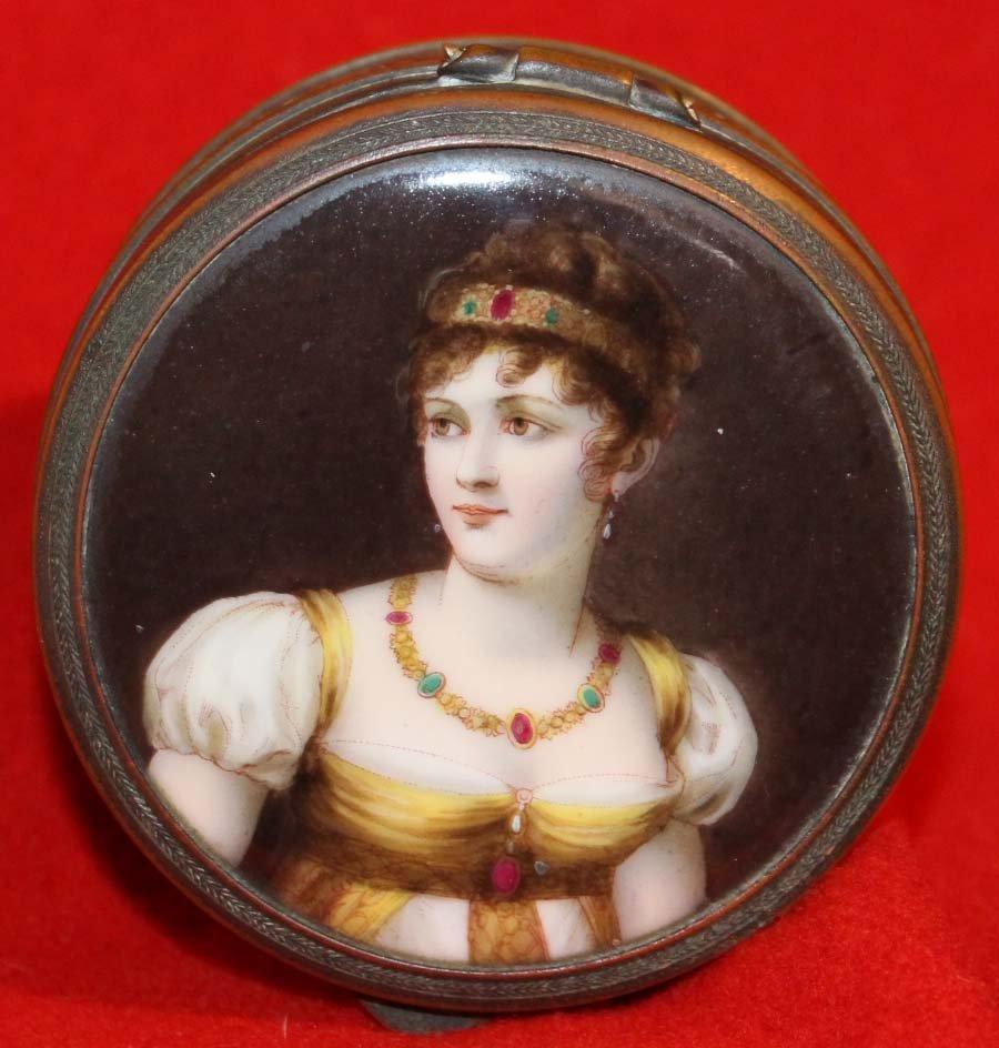 galerie-bosetti-antiquites boite portrait miniature détail