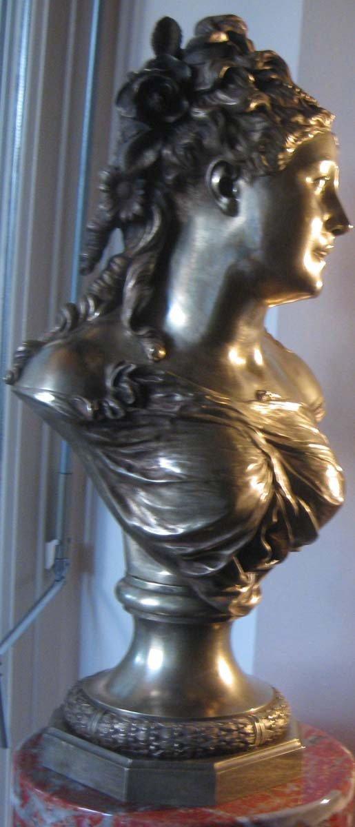 galerie-bosetti-antiquites sculpture bronze P.L.DETRIER
