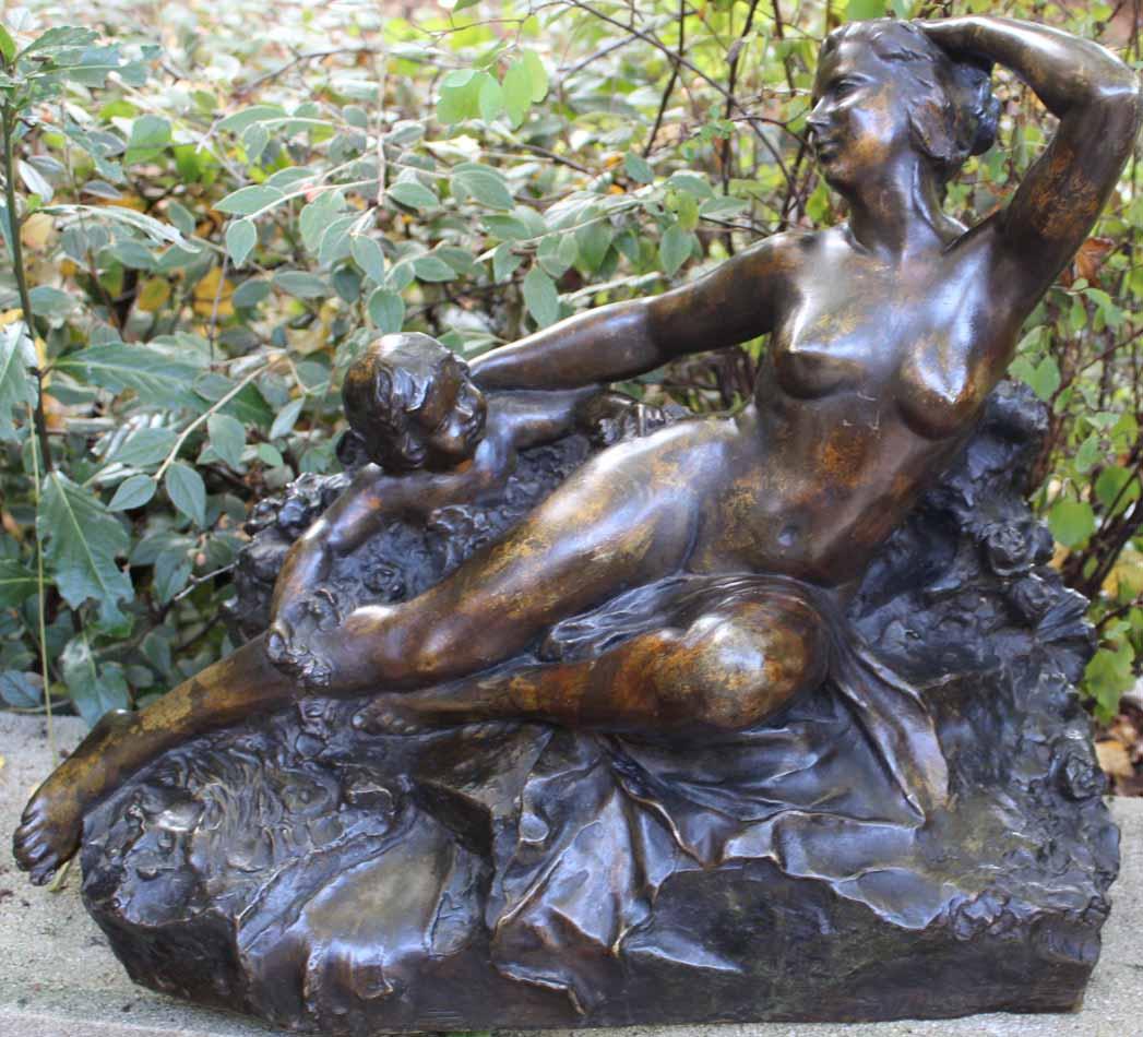 galerie-bosetti-antiquites,sculpture RAVOT
