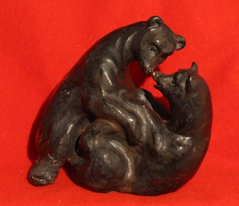 galerie-bosetti-antiquites, oursons