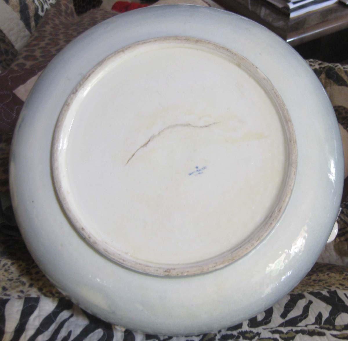 galerie-bosetti-antiquites porcelaine italienne verso