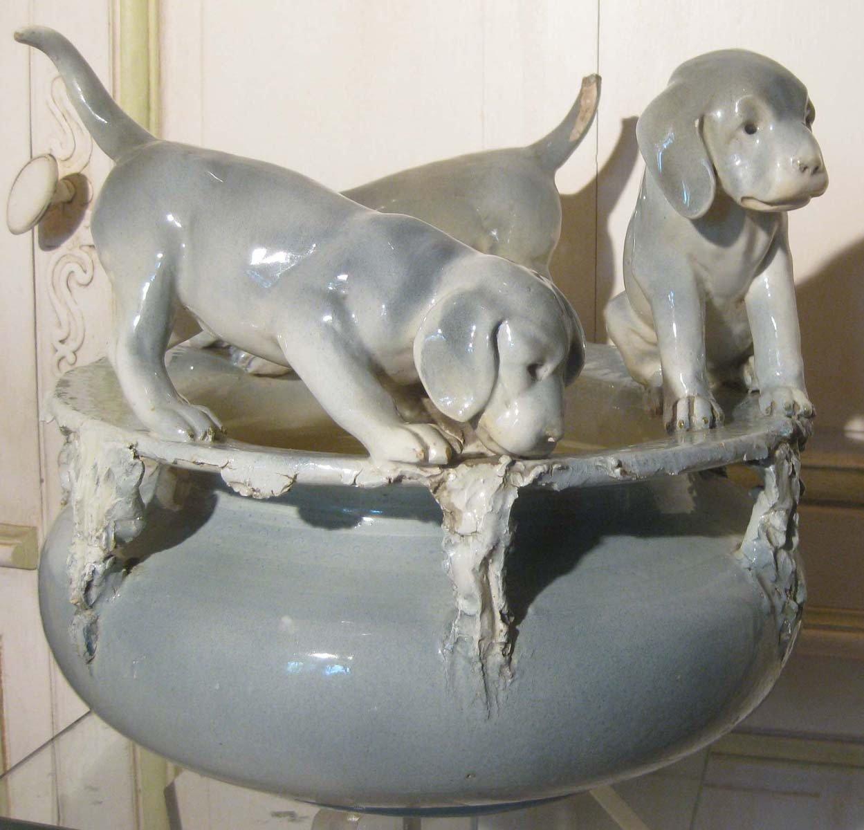 galerie-bosetti-antiquites porcelaine italienne photo 2