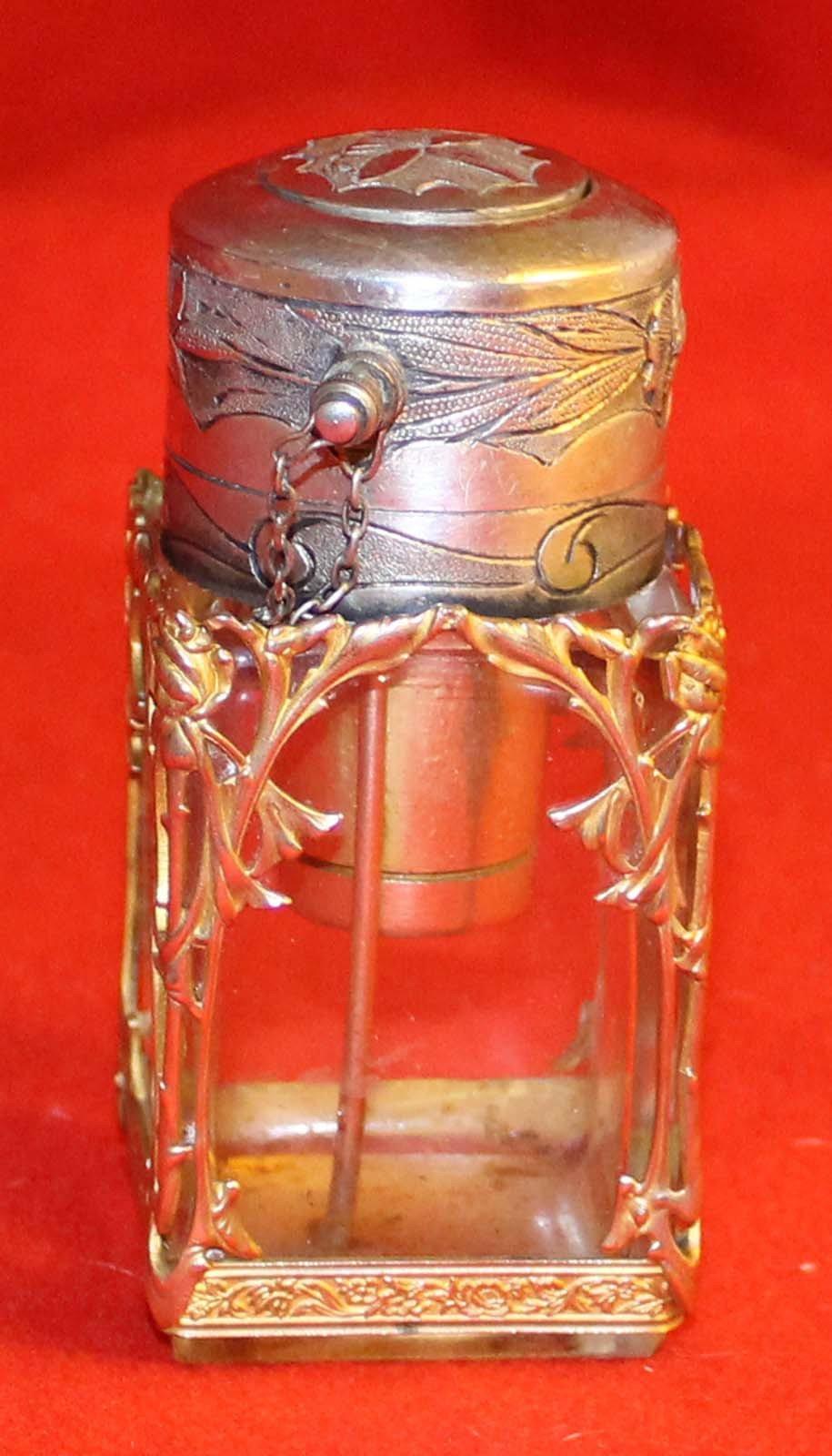 galerie-bosetti-antiquites, vaporisateur art nouveau, face 2