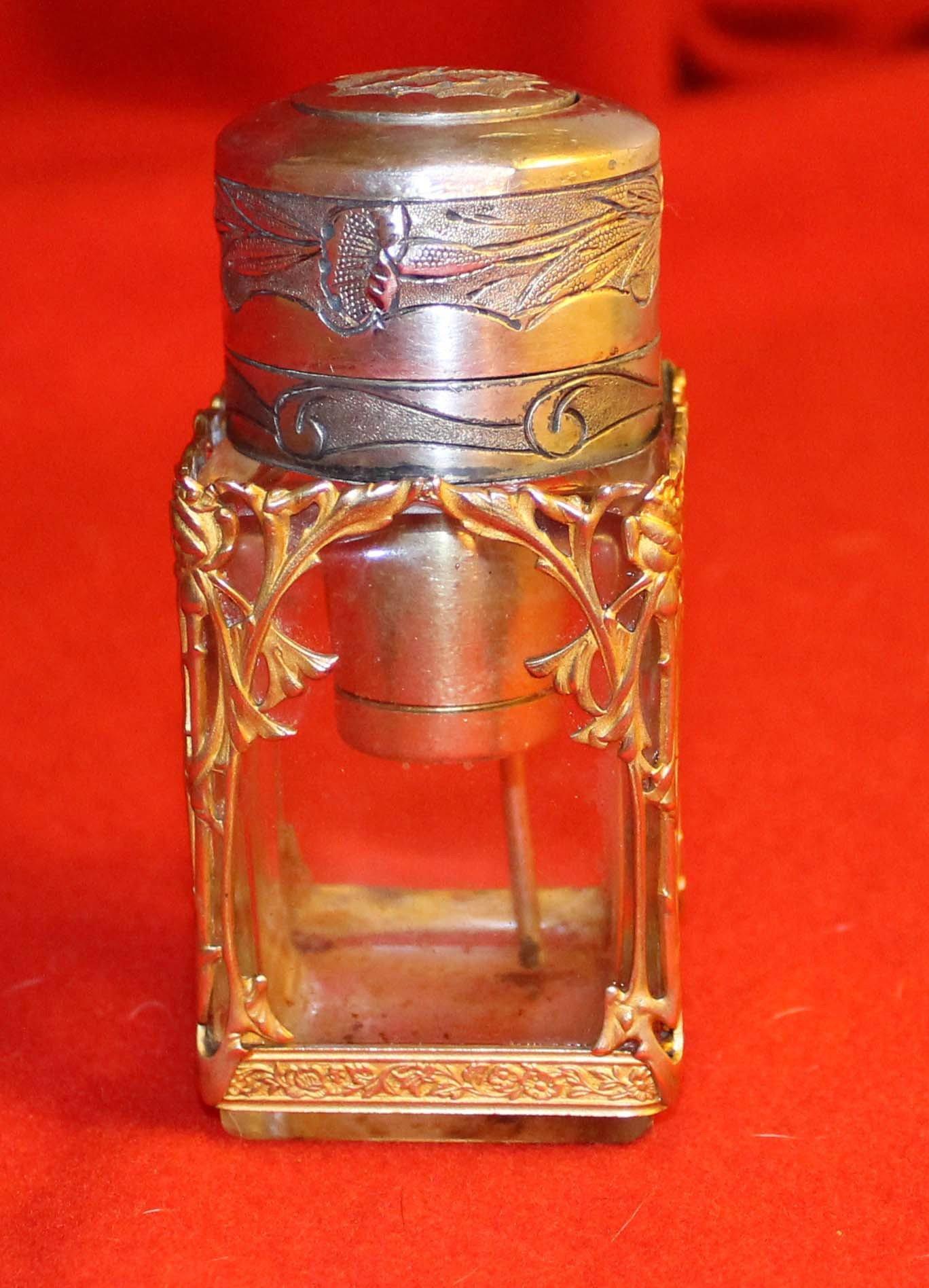 galerie-bosetti-antiquites, vaporisateur art nouveau, face 3