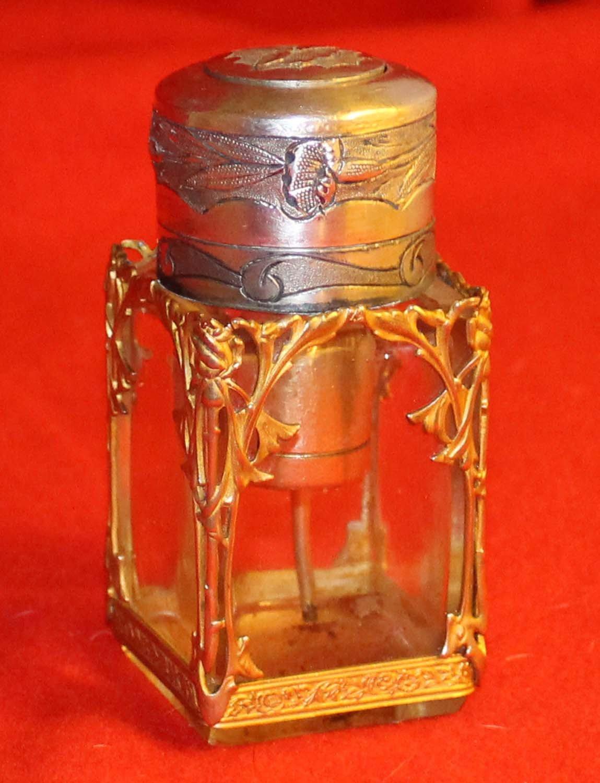galerie-bosetti-antiquites, vaporisateur art nouveau, face 4