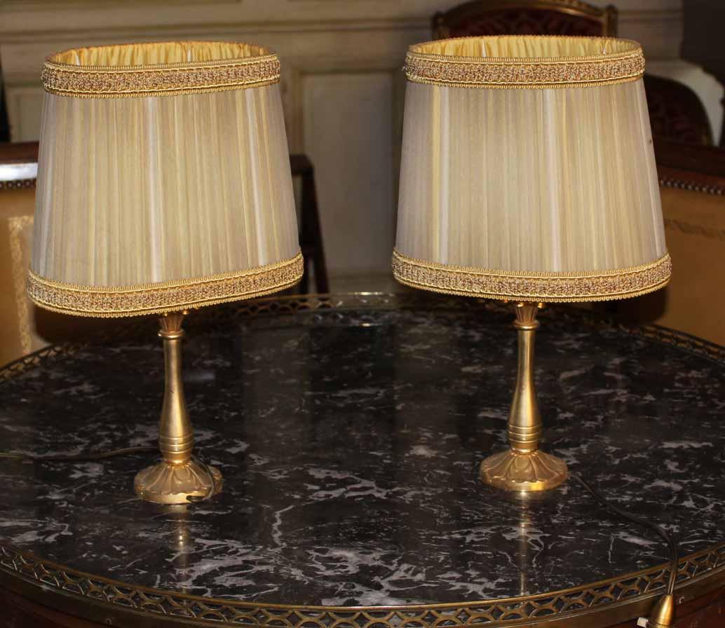 galerie-bosetti-antiquites Lampes 50 /60