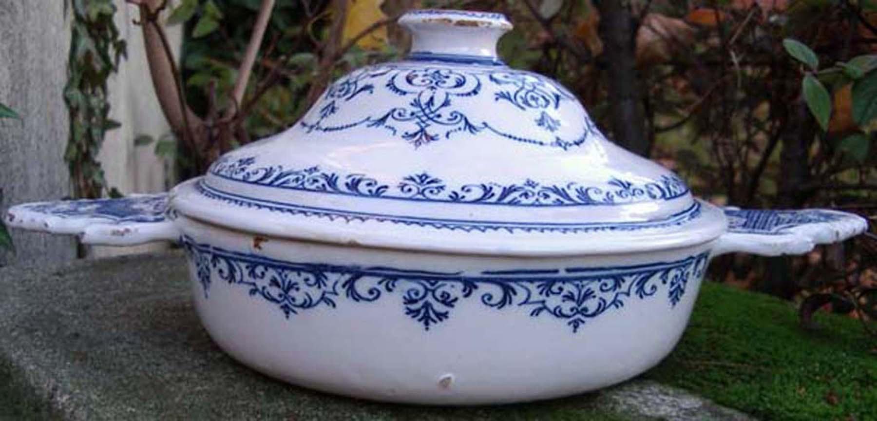 galerie Bosetti antiquités céramiques Faïences 2