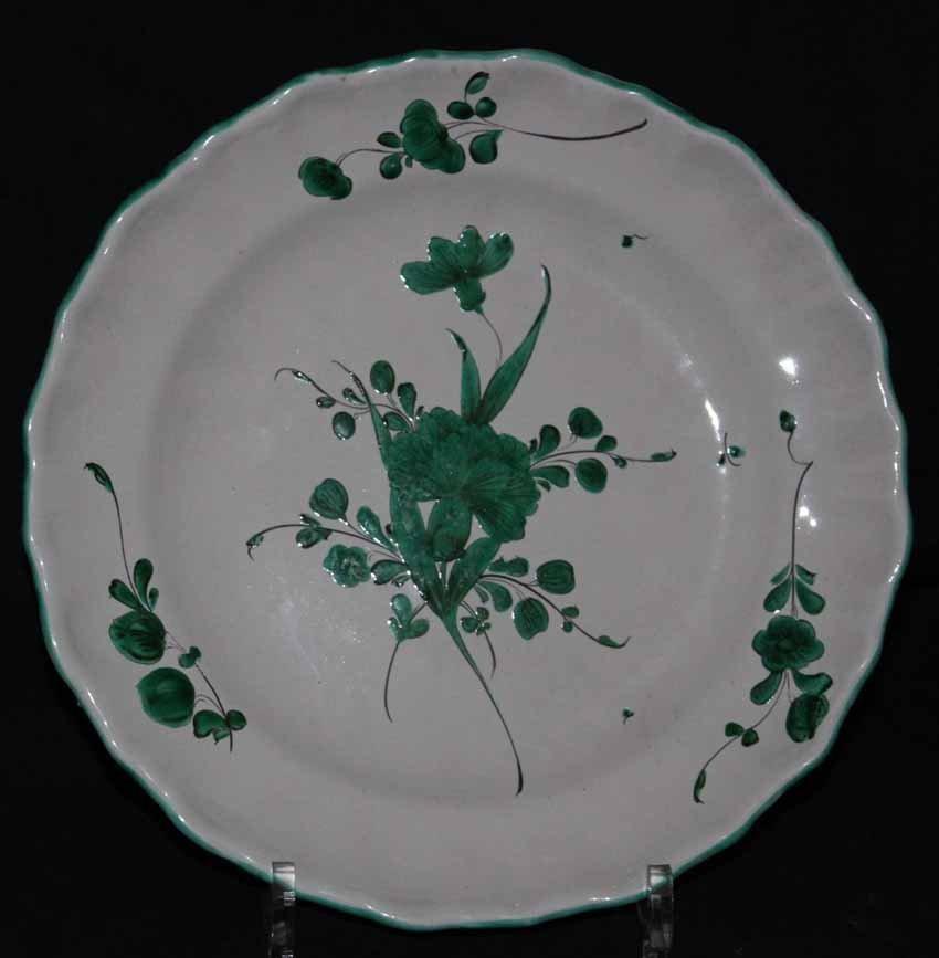 galerie-bosetti-antiquites décor vert