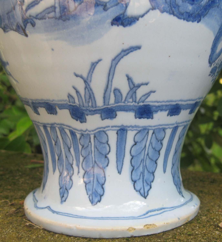galerie-bosetti-antiquites Nevers 17ème vase piedouche