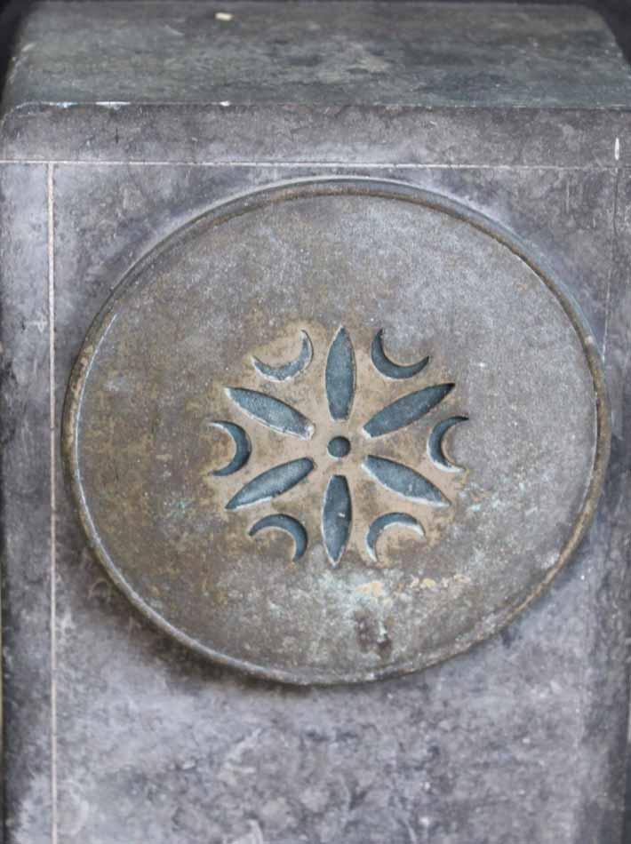 galerie-bosetti-antiquites pendule cadran verso
