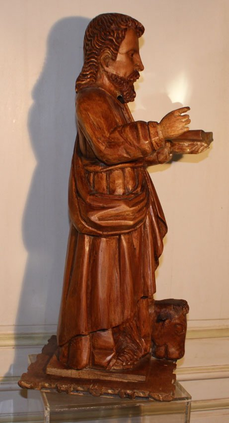 Galerie-bosetti-antiquites, St LUC, profil droit