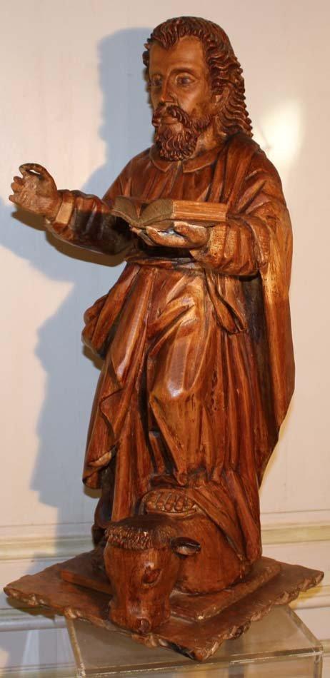 Galerie-bosetti-antiquites, St LUC,profil gauche