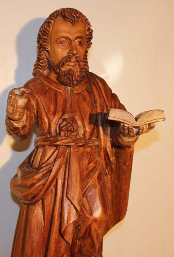 Galerie-bosetti-antiquites, St LUC, buste