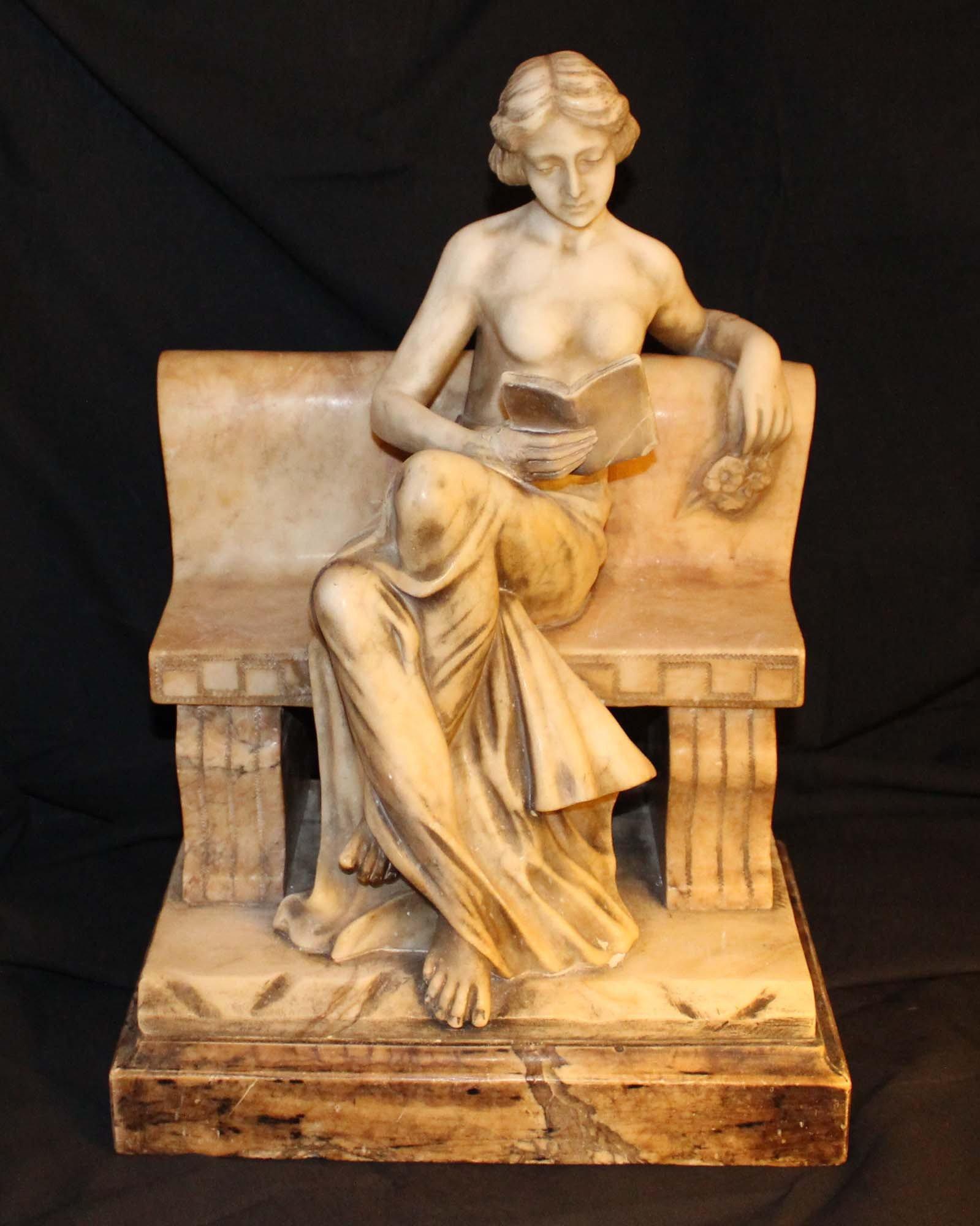 galerie-bosetti-antiquites sculpture marbre