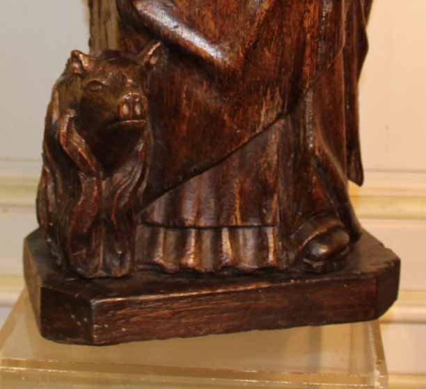 galerie-bosetti-antiquites Saint-Antoine cochon