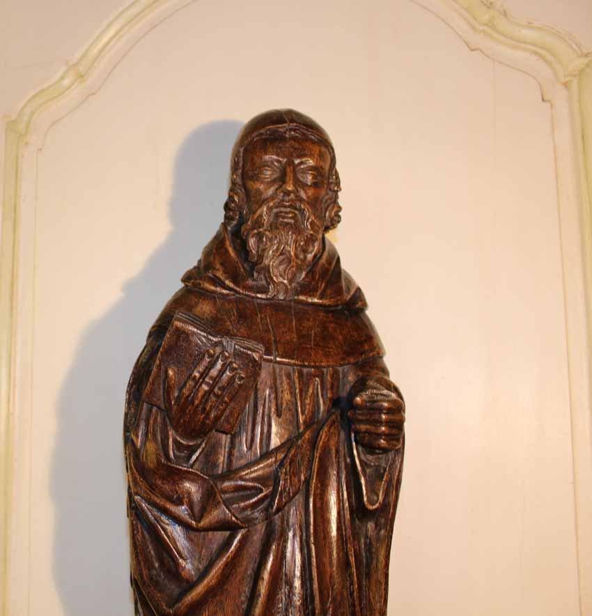 galerie-bosetti-antiquites Saint-Antoine tête
