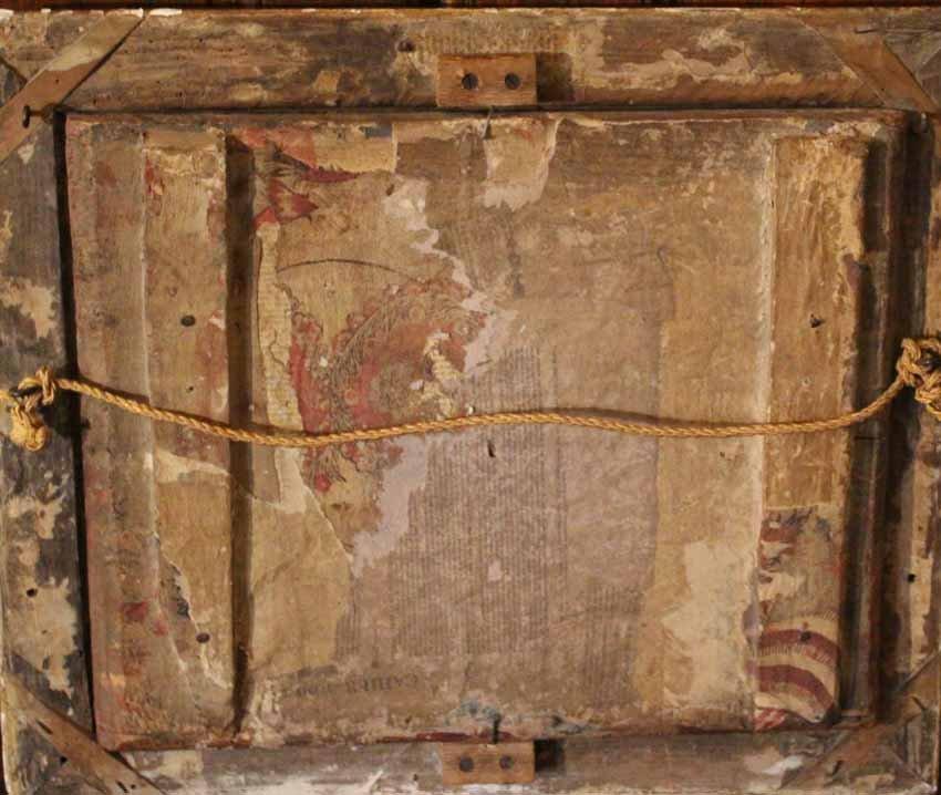 galerie-bosetti-antiquites,Huile sur panneau