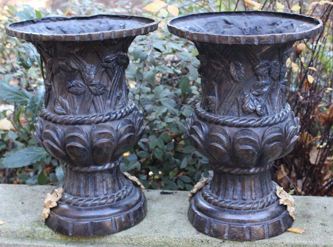 galerie-bosetti-antiquites vases Napoléon III