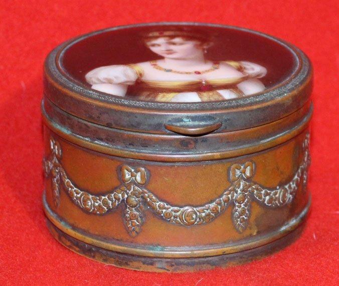 galerie-bosetti-antiquites boite portrait miniature