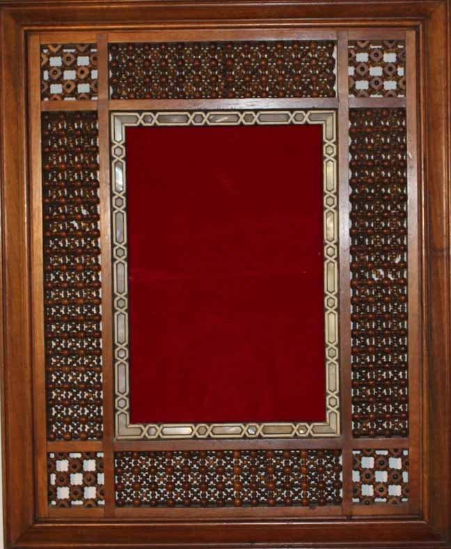 galerie-bosetti-antiquites cadre oriental