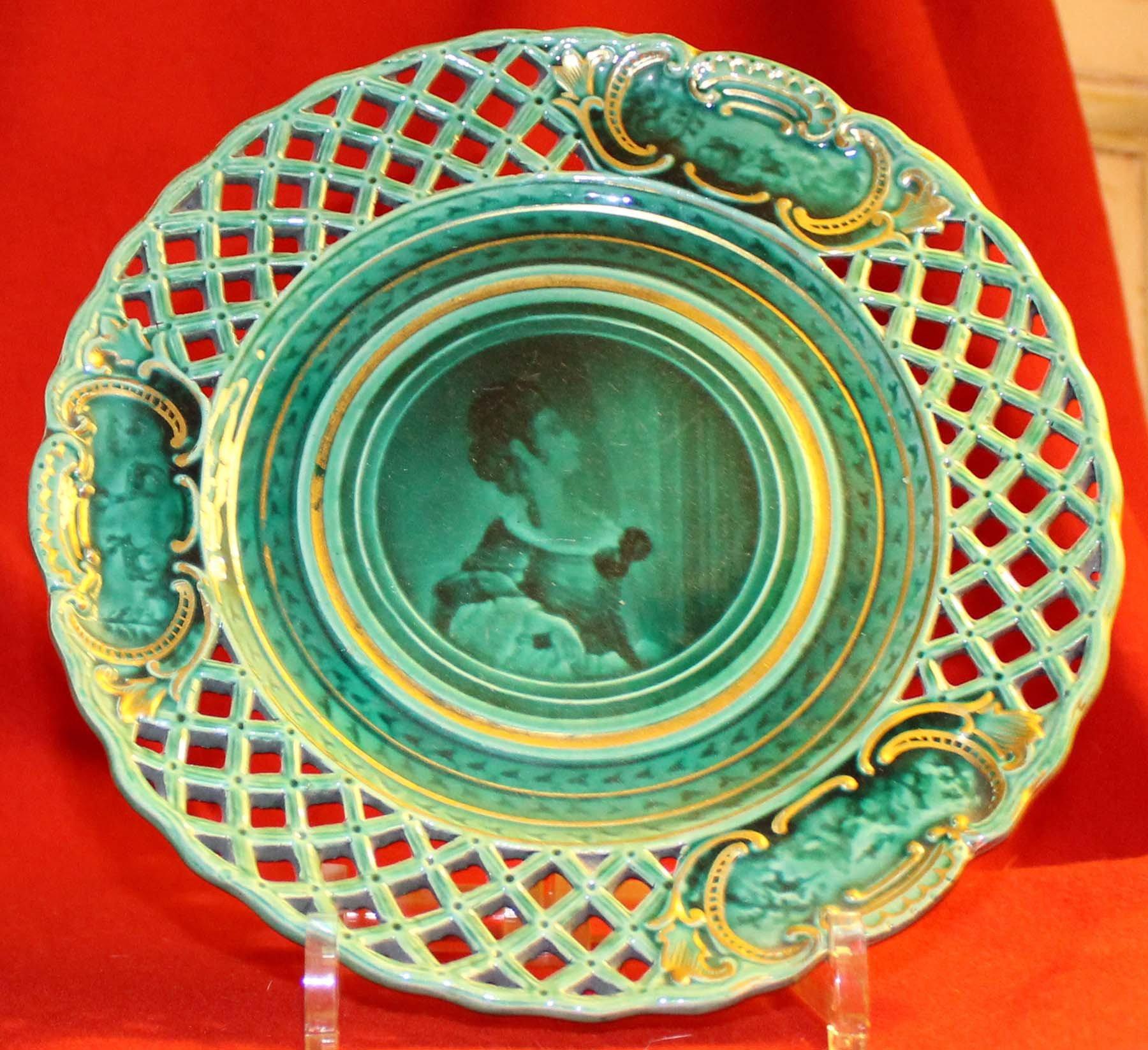 galerie-bosetti-antiquites décor à l'or