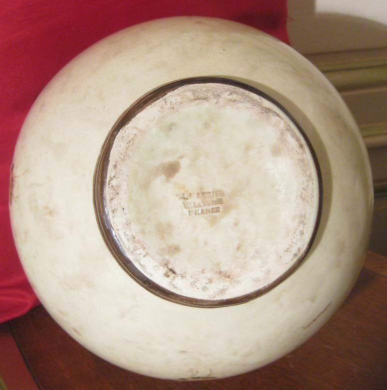 galerie-bosetti-antiquites ensemble coupe et vase, vase verso